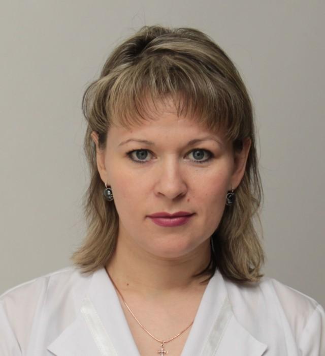 ПОТЫЛИЦЫНА СВЕТЛАНА АНАТОЛЬЕВНА, Отделение профпатологии, врач-профпатолог